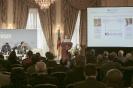 Conférence sur la microfinance en Afrique avec Blue Orchard, au 9ème forum EMA Invest à Genève, le 3 octobre 2013