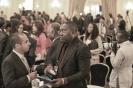 Networking lors du 9ème forum EMA Invest à Genève, le 3 octobre 2013