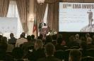 Nicolas Imboden, président de SwissCham Africa, au 9ème forum EMA Invest à Genève, le 3 octobre 2013